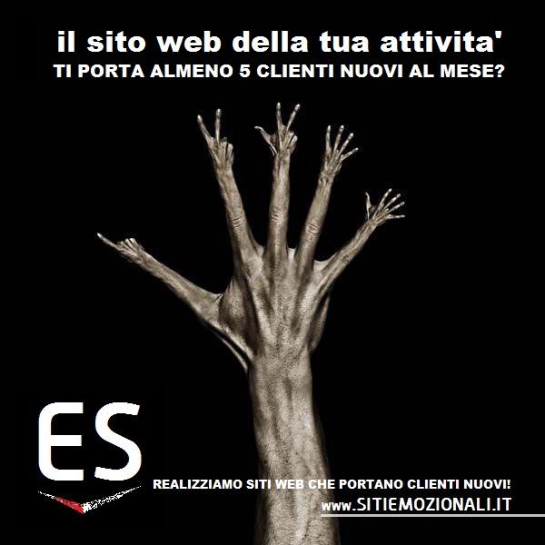 restyling siti web Milano