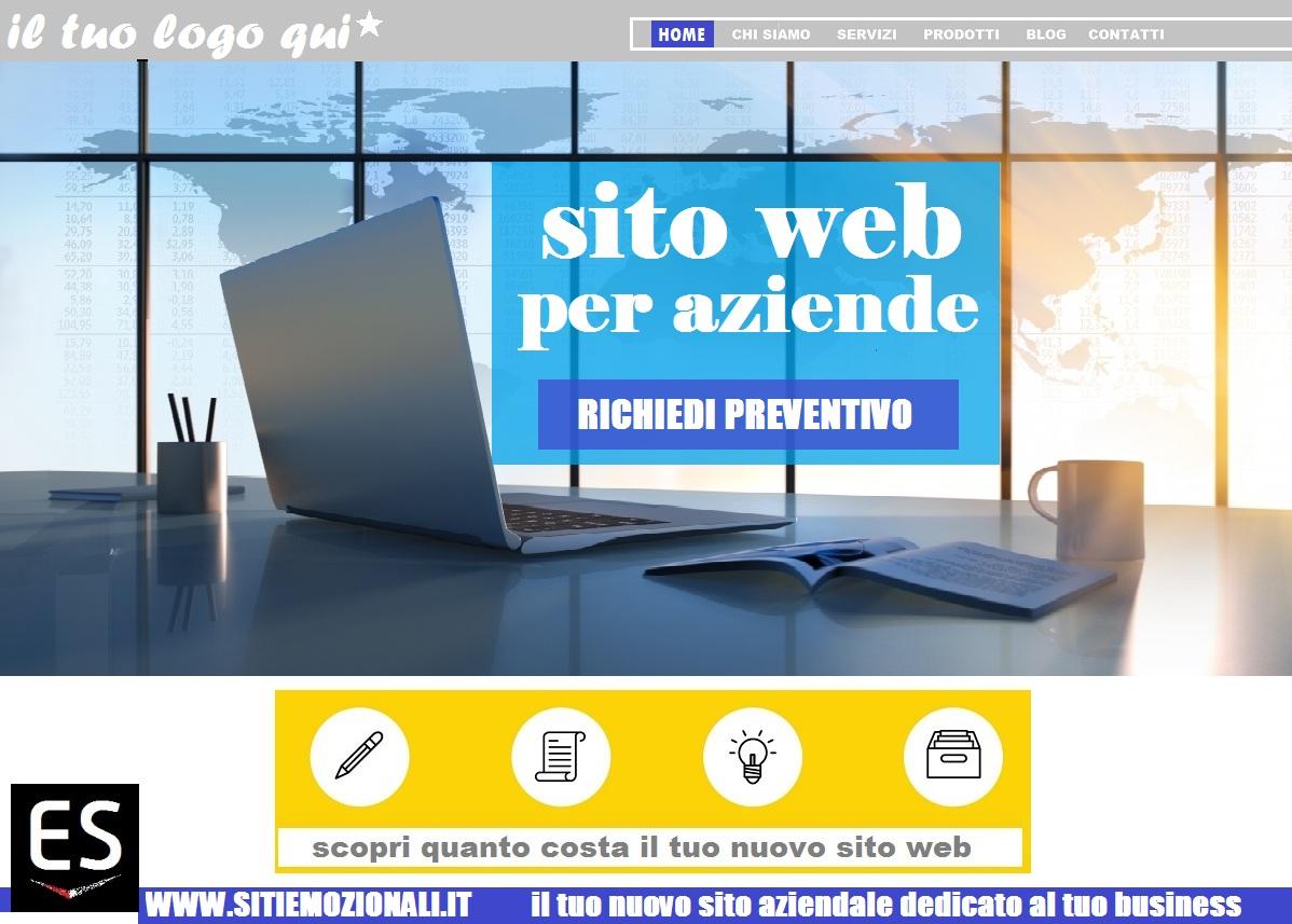realizzazione sito web per PMI